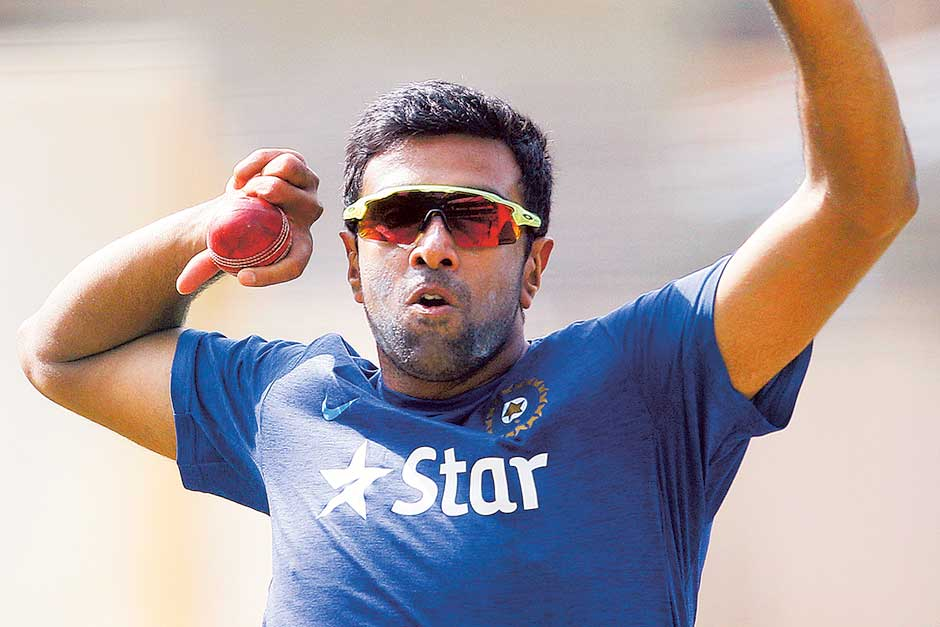 Ashwin conducts three-day master class in Dubai