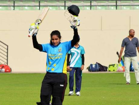 UAE's Oza earns a call-up in ICC Global team