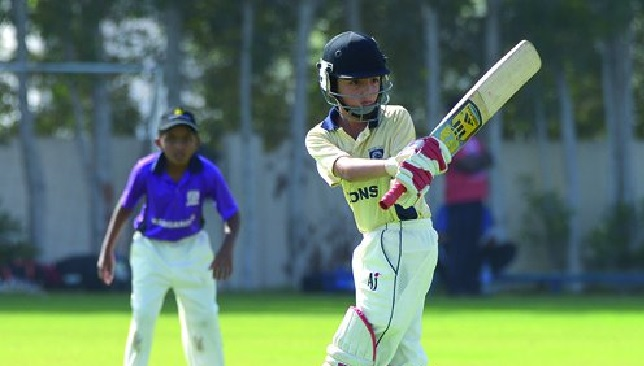 Future of the game: DesertCubs have around 800registered cricketers.