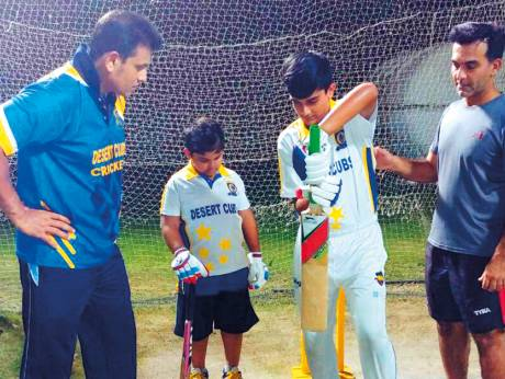 It's all in the family for ex-UAE skipper Tauqir
