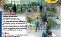 Cricket Coaching in Fujairah
