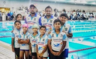 Emirates Junior Swimming Cup 2019